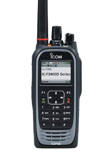 IC-F4400DT